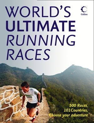 Cover art for The World's Ultimate Running Races
