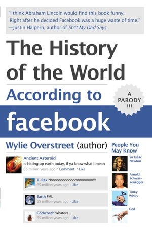 Cover art for The History of the World According to Facebook