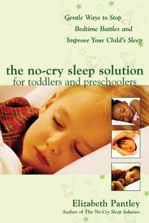 Cover art for No-Cry Sleep Solution for Toddlers and Preschoolers