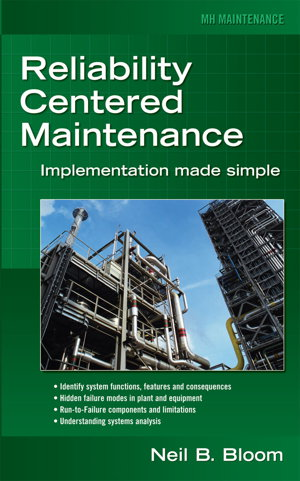 Cover art for Reliability Centered Maintenance (RCM)