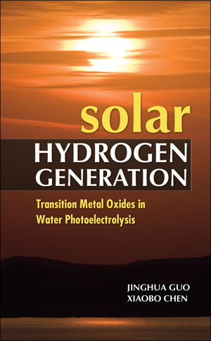 Cover art for Solar Hydrogen Generation: Transition Metal Oxides in Water Photoelectrolysis