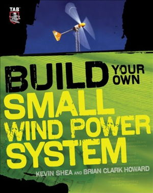 Cover art for Build Your Own Small Wind Power System