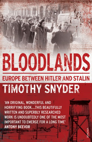 Cover art for Bloodlands