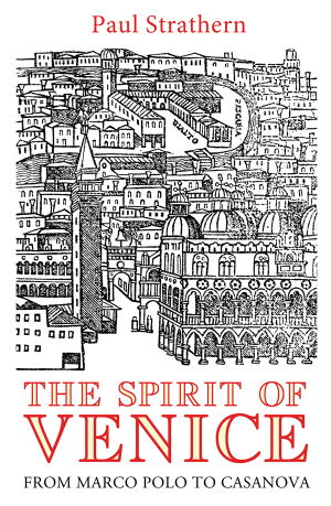 Cover art for The Spirit of Venice