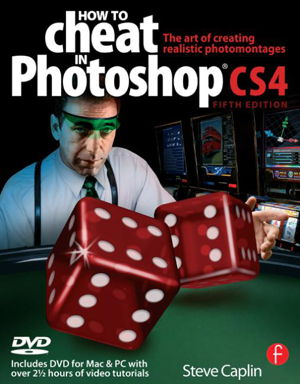 Cover art for How to Cheat in Photoshop CS4