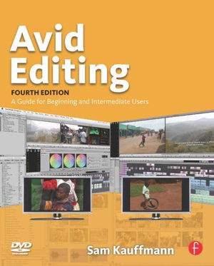 Cover art for Avid Editing