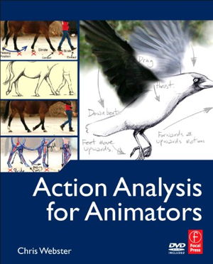 Cover art for Action Analysis for Animators