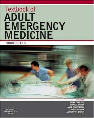 Cover art for Textbook of Adult Emergency Medicine