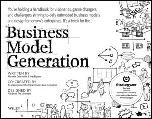 Cover art for Business Model Generation