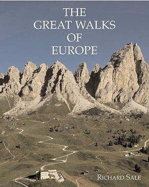 Cover art for The Great Walks of Europe