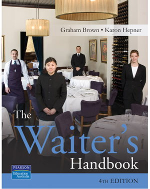 Cover art for The Waiter's Handbook