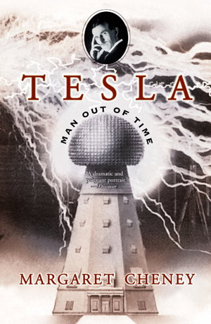Cover art for Tesla: Man out of Time