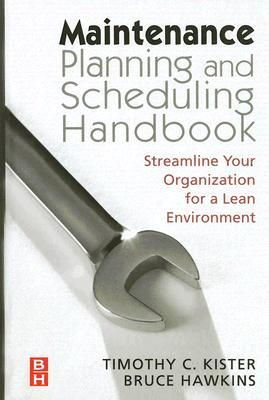 Cover art for Maintenance Planning and Scheduling
