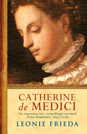 Cover art for Catherine De Medici