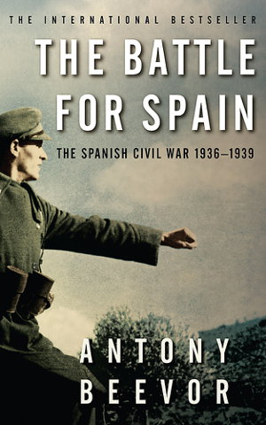 Cover art for The Battle for Spain