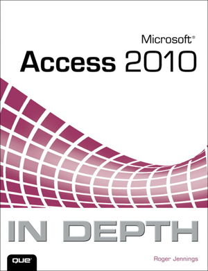 Cover art for Microsoft Access 2010 in Depth