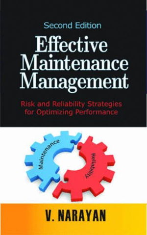 Cover art for Effective Maintenance Management