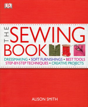 Cover art for The Sewing Book