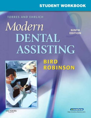 Cover art for Student Workbook for Torres and Ehrlich Modern Dental Assisting