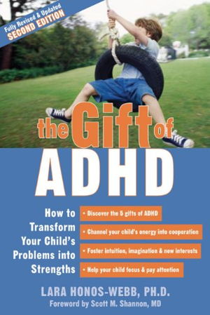 Cover art for The Gift of ADHD