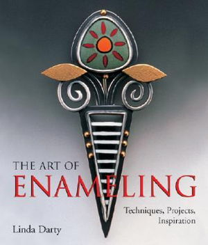 Cover art for The Art of Enameling