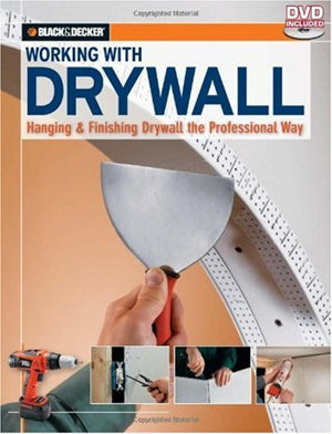 Cover art for Working with Drywall