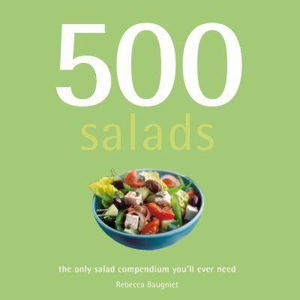 Cover art for 500 Salads