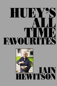 Cover art for Huey's All Time Favourite Recipes