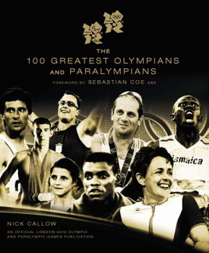 Cover art for The 100 Greatest Olympians and Paralympians