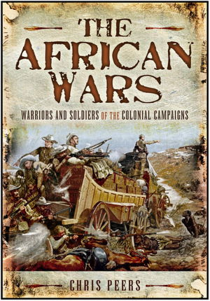 Cover art for The African Wars