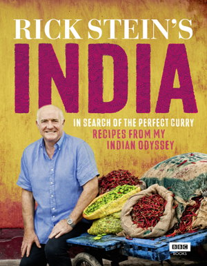 Cover art for Rick Stein's India