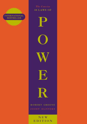 Cover art for The Concise 48 Laws of Power