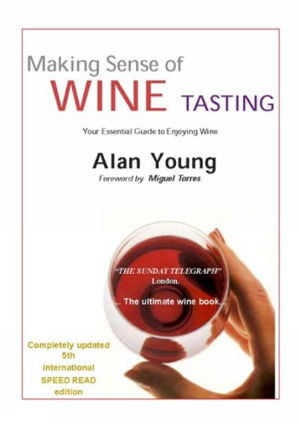 Cover art for Making Sense of Wine Tasting