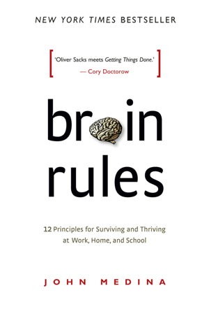 Cover art for Brain Rules