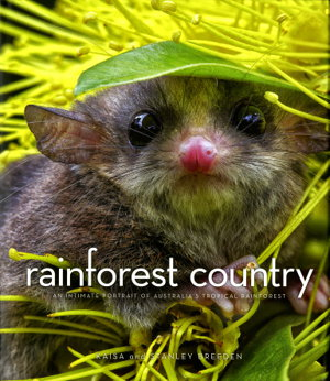Cover art for Rainforest Country