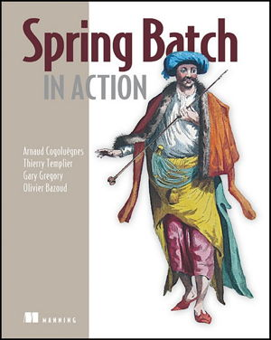 Cover art for Spring Batch in Action