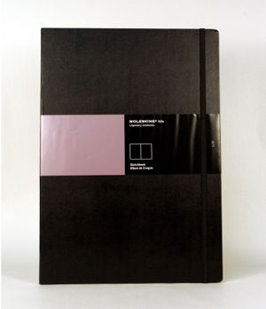 Cover art for Moleskine Folio Sketch Book